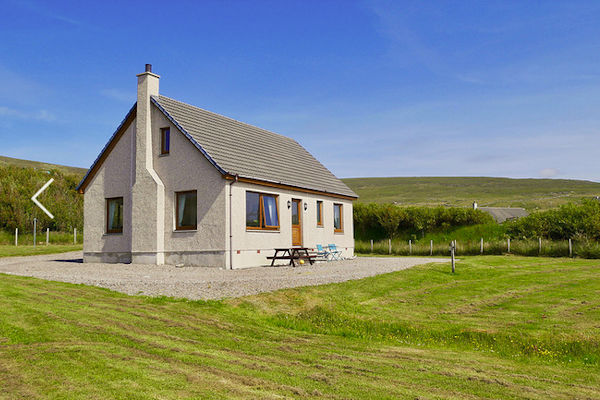 Raasay cottage Gairloch