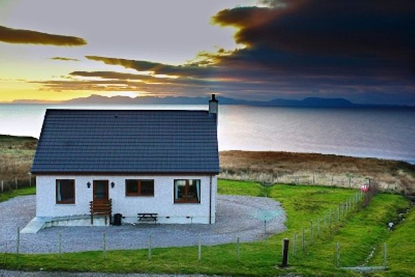 Rona cottage, Wester Ross